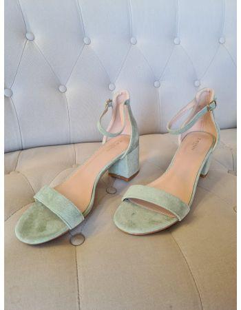 Sandales Sini Verte
