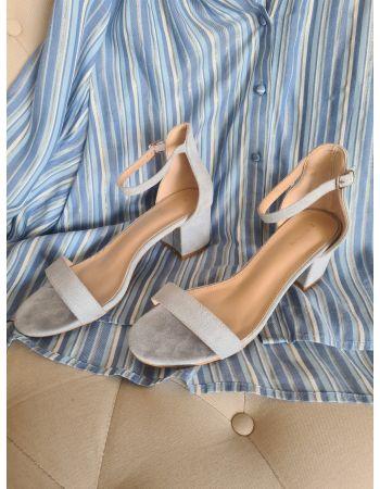 Sandales Sini Bleu