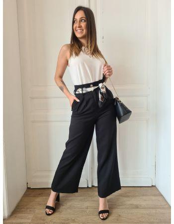 Pantalon Celeste Noir