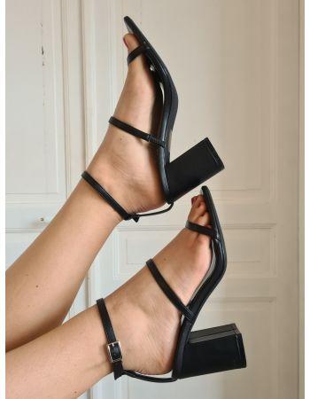Sandales Pénélope Noires
