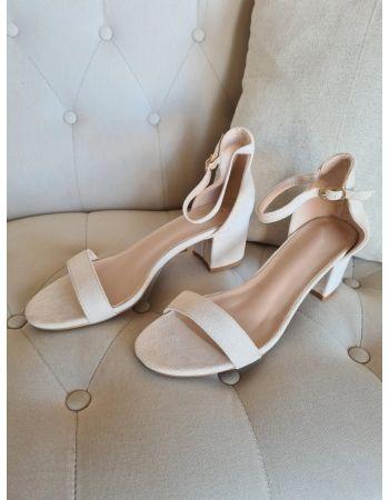 Sandales Sini Beige