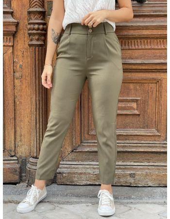Pantalon Suzie Kaki