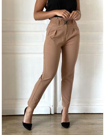 Pantalon Anastasia Camel